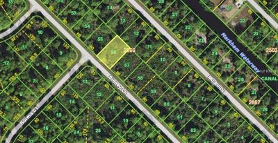 Port Charlotte Residential Lots & Land For Sale: 458 Binney Lane