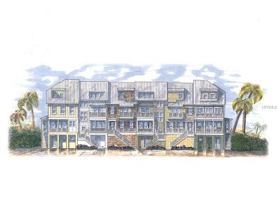 Indian Shores Townhouse For Sale: 19915 Gulf Boulevard #401