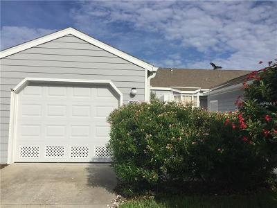 Bradenton Townhouse For Sale: 1268 Spoonbill Landings Circle