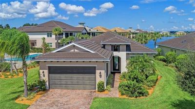 Bradenton Single Family Home For Sale: 5008 Lake Overlook Avenue