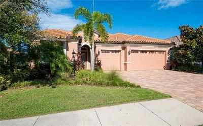 Lakewood Ranch Single Family Home For Sale: 14610 Newtonmore Lane