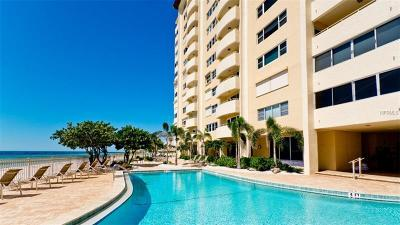 Sarasota Condo For Sale: 1700 Benjamin Franklin Drive #3G