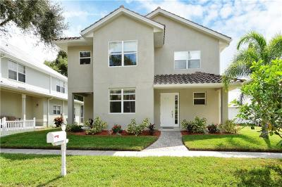 Sarasota Single Family Home For Sale: 1710 8th Street