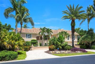 Longboat Key Single Family Home For Sale: 511 Harbor Gate Way