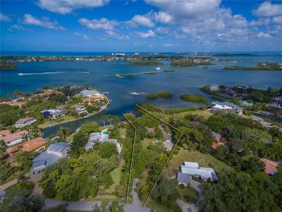 Sarasota Single Family Home For Sale: 1329 N Lake Shore Drive