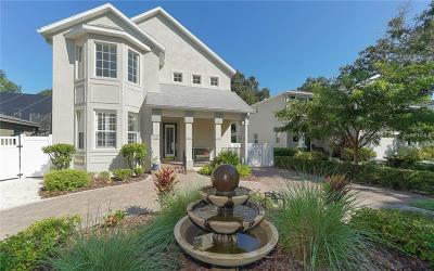 Sarasota Single Family Home For Sale: 2159 Hawthorne Street