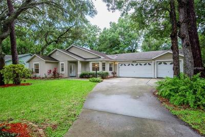 Clearwater Single Family Home For Sale: 14720 Banana Tree Lane