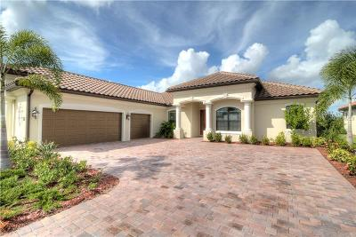 Bradenton Single Family Home For Sale: 8817 Rum Runner Place