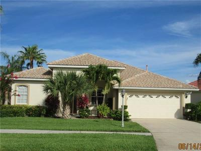 North Port Single Family Home For Sale: 2797 Royal Palm Drive