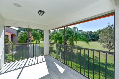 Sarasota Condo For Sale: 7664 Eagle Creek Drive #7586