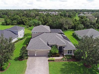 Parrish Single Family Home For Sale: 1568 Hickory View Circle