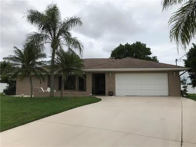 Sarasota County Single Family Home For Sale: 300 Hammock Terrace