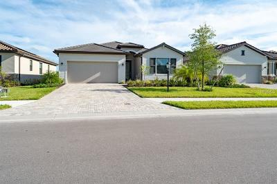 Lakewood Ranch, Lakewood Rch, Lakewood Rn Single Family Home For Sale: 17023 Blue Ridge Place