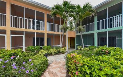 Longboat Key Condo For Sale: 5841 Gulf Of Mexico Drive #245