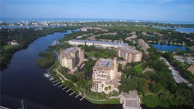 Sarasota Condo For Sale: 5591 Cannes Circle #505