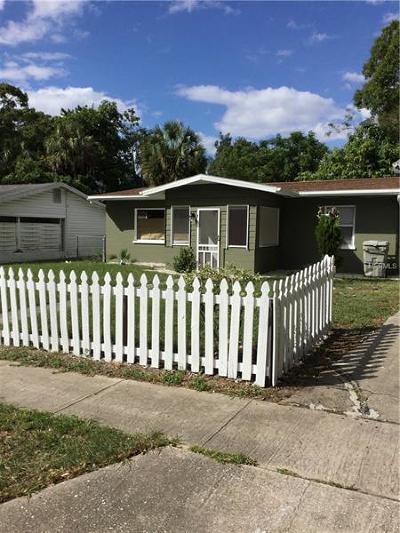 Sarasota Single Family Home For Sale: 1539 29th Street