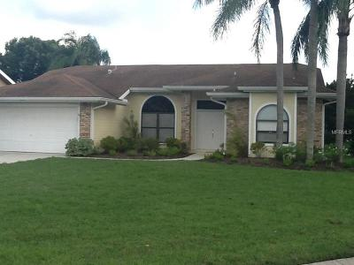 Single Family Home For Sale: 7979 Monticello Lane