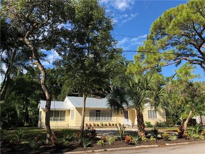 Single Family Home For Sale: 3001 Bay Shore Circle
