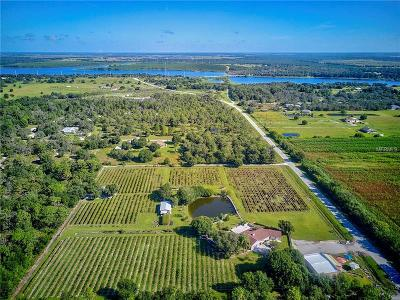 Bradenton Single Family Home For Sale: 4020 County Road 675 E