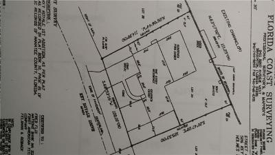 Holmes Beach Residential Lots & Land For Sale: 526 Key Royale Dr