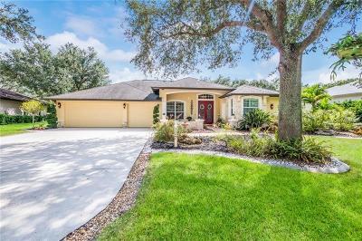 Bradenton Single Family Home For Sale: 127 Mill Run E