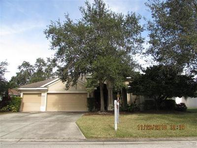 Sarasota Single Family Home For Sale: 6341 Yellow Wood Place