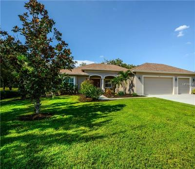 Bradenton Single Family Home For Sale: 1710 141st Street E