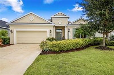Bradenton Single Family Home For Sale: 4662 Claremont Park Drive