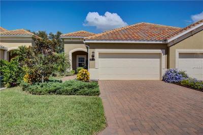 Bradenton Villa For Sale: 6908 Vista Bella Drive