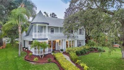 Safety Harbor Single Family Home For Sale: 1205 N Bayshore Drive