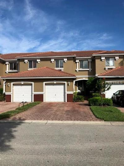 Fort Myers Townhouse For Sale: 17605 Brickstone Loop