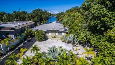 Sarasota FL Single Family Home For Sale: $650,000