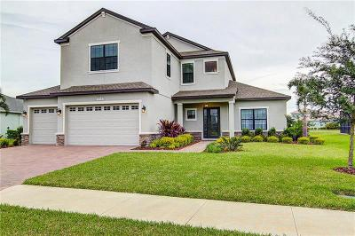 Bradenton Single Family Home For Sale: 658 Rosemary Cir