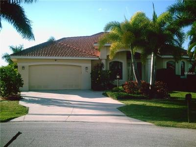 Punta Gorda Single Family Home For Sale: 105 Bayshore Court