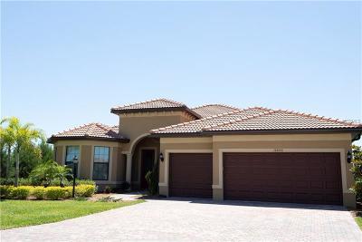 Bradenton Single Family Home For Sale: 16848 Ellsworth Avenue