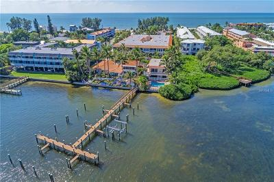 Bradenton Beach Condo For Sale: 1325 Gulf Drive N #256