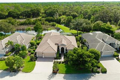 Osprey Single Family Home For Sale: 654 Crane Prairie Way
