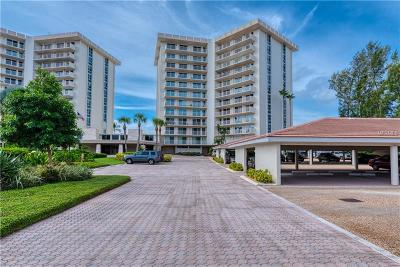 Longboat Key Condo For Sale: 2301 Gulf Of Mexico Drive #94N