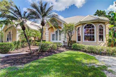 Longboat Key Single Family Home For Sale: 3305 Sabal Cove Circle