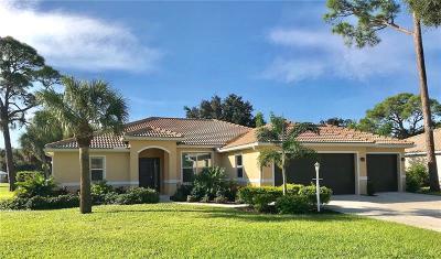 Nokomis Single Family Home For Sale: 436 N Rossetti Drive