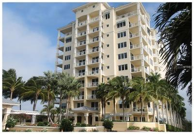Sarasota Condo For Sale: 2050 Benjamin Franklin Drive #PH1102
