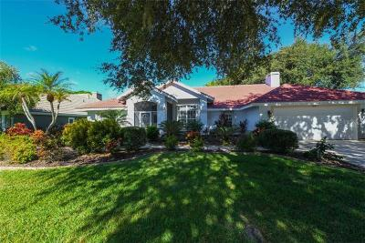Nokomis Single Family Home For Sale: 2005 Calusa Lakes Boulevard