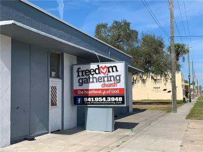 Manatee County Commercial For Sale: 1910 14th Street W