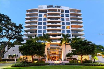 Sarasota FL Condo For Sale: $2,200,000