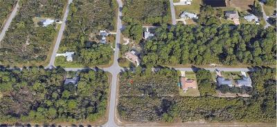 Port Charlotte Sec 052, Port Charlotte Sec 053, Port Charlotte Sec 054, Port Charlotte Sec 056, Port Charlotte Sec 060, Port Charlotte Sec 063, Port Charlotte Sec 095 Residential Lots & Land For Sale: 12461 Perrine Avenue