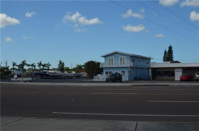 Venice Commercial For Sale: 629 Tamiami Trail N