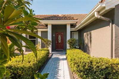 Sarasota Single Family Home For Sale: 3625 71st Terrace E