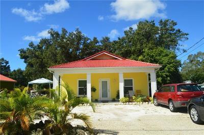 Sarasota Single Family Home For Sale: 4114 Rockefeller Avenue