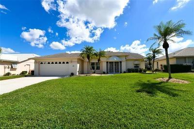 Venice Single Family Home For Sale: 2232 E Village Circle