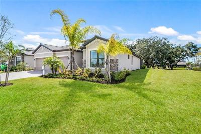 Bradenton Single Family Home For Sale: 11306 Autumn Leaf Way